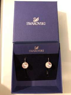 Brand new Swarovski earrings