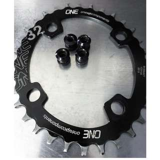Oneup Component 32T Narrow Wide Oval Chainring 94/96 BCD