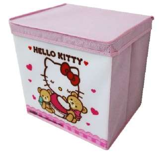 Hello Kitty Original Genuine License Foldable Storage Box