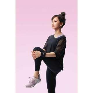 🚚 Nike Breathe 訓練 女 黑色上衣