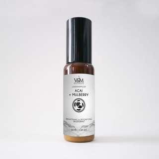 V&M Naturals: Underarmour (Deodorant)