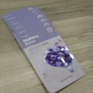 The Face Shop Mask - Blueberry