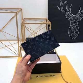 Louis Vuitton transparent bag 3 colours