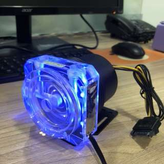 FreezMod RGB D5 PWM pump