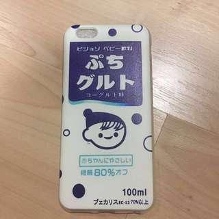🚚 iphone6手機殼-乳酸飲料