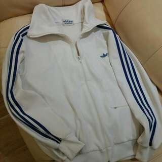 古著 vintage ADIDAS track shirt Jacket