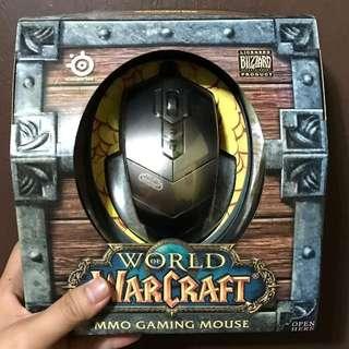 BNIB War Of Warcraft WOW MMO Gaming Mouse