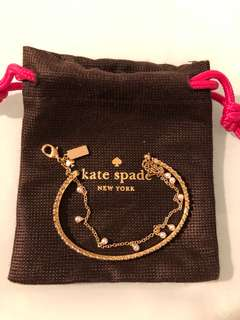 Brand New, Kate Spade bangle & bracelet, Never worn