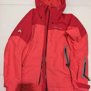 Mont-bell Woman's M size Insulation Thinsulate 3M Jacket