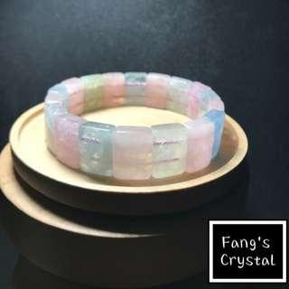🚚 Fang's Crystal 5A級 摩根石手排