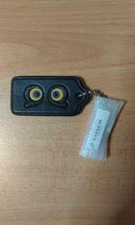 Coach Holiday 2017 keychain