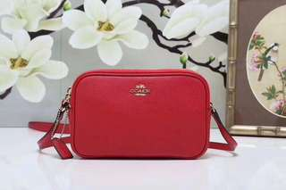 Coach Crossbody Pouch - red