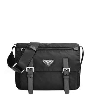 Prada Messenger Sling Bag