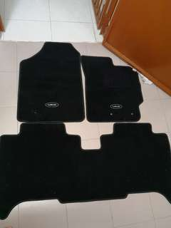 Vios 2007 original carpet
