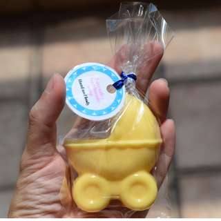 Baby Shower GIft Idea (Soap)