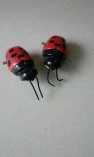 Moving beetles