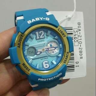 Authentic BabyG- 210-2BDR