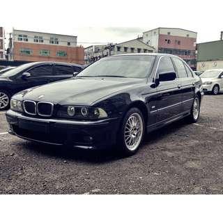 1998年 BMW 520i 2.0黑