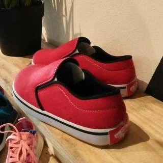 Kasut Vans For Kids