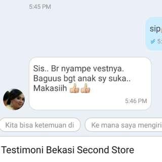 Testimoni Customer