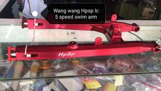 Hpsp lc 5 speed swim arm