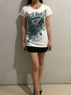 Authentic Hardrock T-Shirt