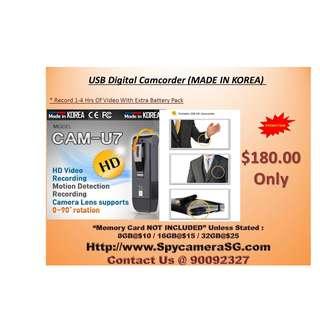 Spy Camera Korea Made