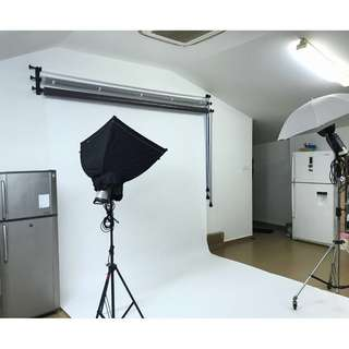 Photography / Videography studio for rent (Half day bookings minimum) From $35 per hour (Suitable for small events)
