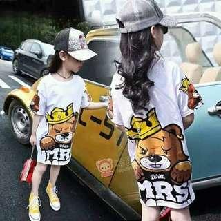 Kids Long Dress Shirts