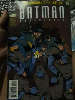 Batman Adventures Sept 1995