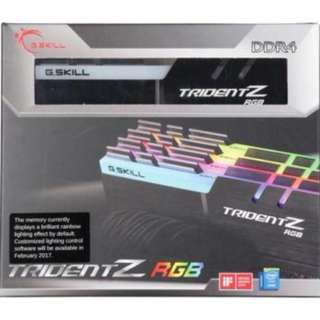 G.SKILL TridentZ RGB Series 16GB (2 x 8GB) 288-Pin DDR4 SDRAM DDR4 3200 (PC4 25600)