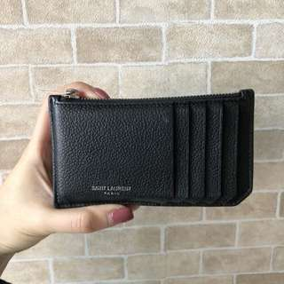 Saint Laurent card holder
