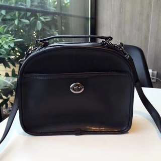 Coach Lunch Pail - Black