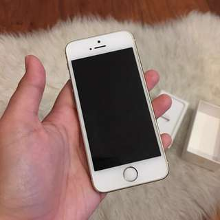 *REPRICED Original Apple iPhone 5s 64GB (open line)