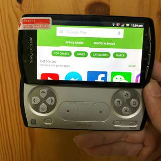 Sony Ericsson Xperia PLAY - Gaming Phone (Wifi+3G)