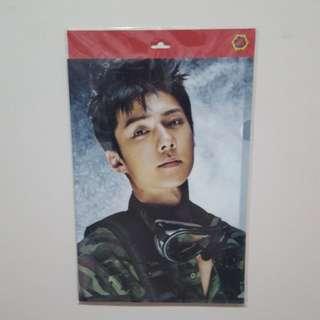 EXO 官方 Chanyeol Sehun File