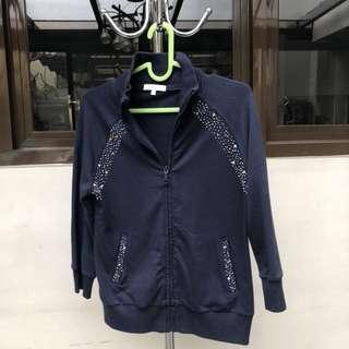 Bayo Zipped Jacket