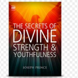 BN The Secrets of Divine Strength and Youthfulness 📀