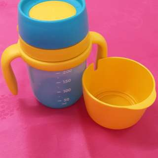 Sippy cup.tupperware