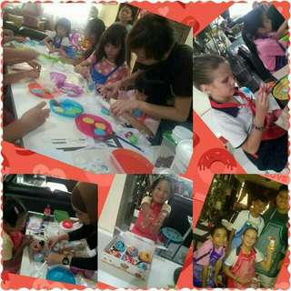 Come join our kids Cupcake Workshop