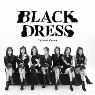 KPOP DANCE LESSON (CLC - BLACK DRESS)