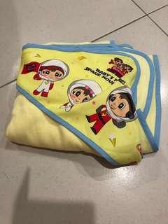 BN OCBC Receiving Blanket