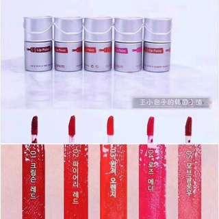 Korea seam lip tint (replica but good quality)