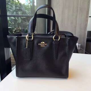 Coach Crosby Carryall 21 - black