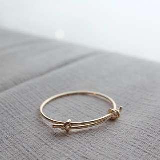 歐美金色手扼 手鐲 gold bracelet handcuff