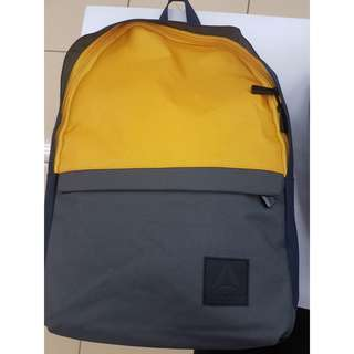Tas Reebok Original Ransel Backpack