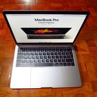 Macbook Pro 13-inch 2016 Retina display