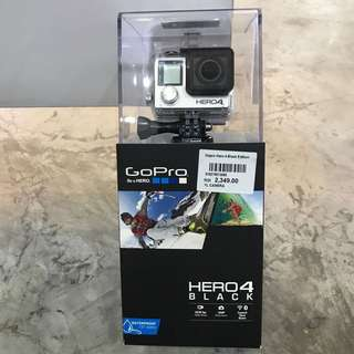 GoPro Hero 4 Black Edition *OFFER*