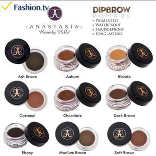 dipbrow all shade available