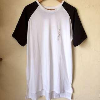 Raglan Long Tee Shirt